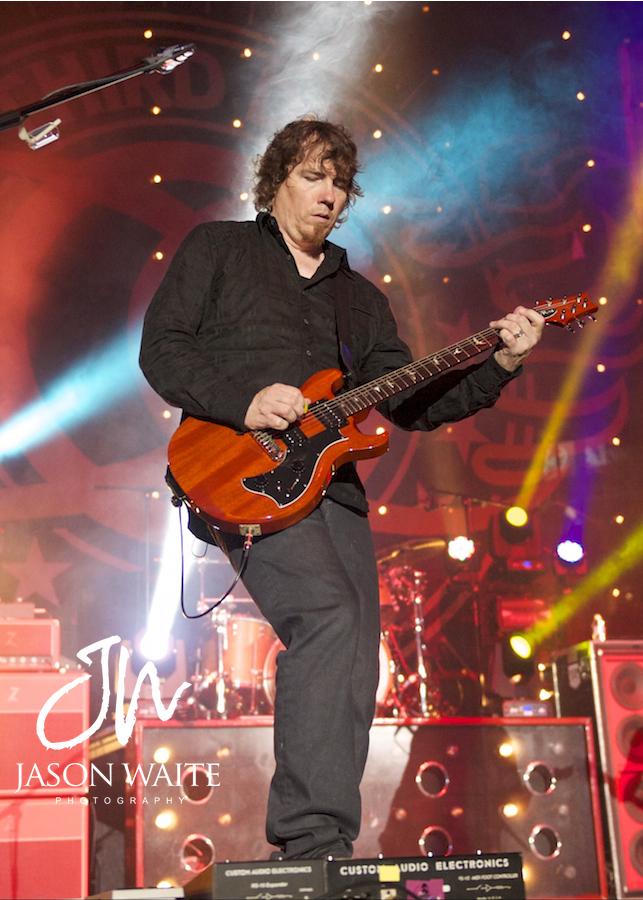 Mark Lee Third Day Guitarist
