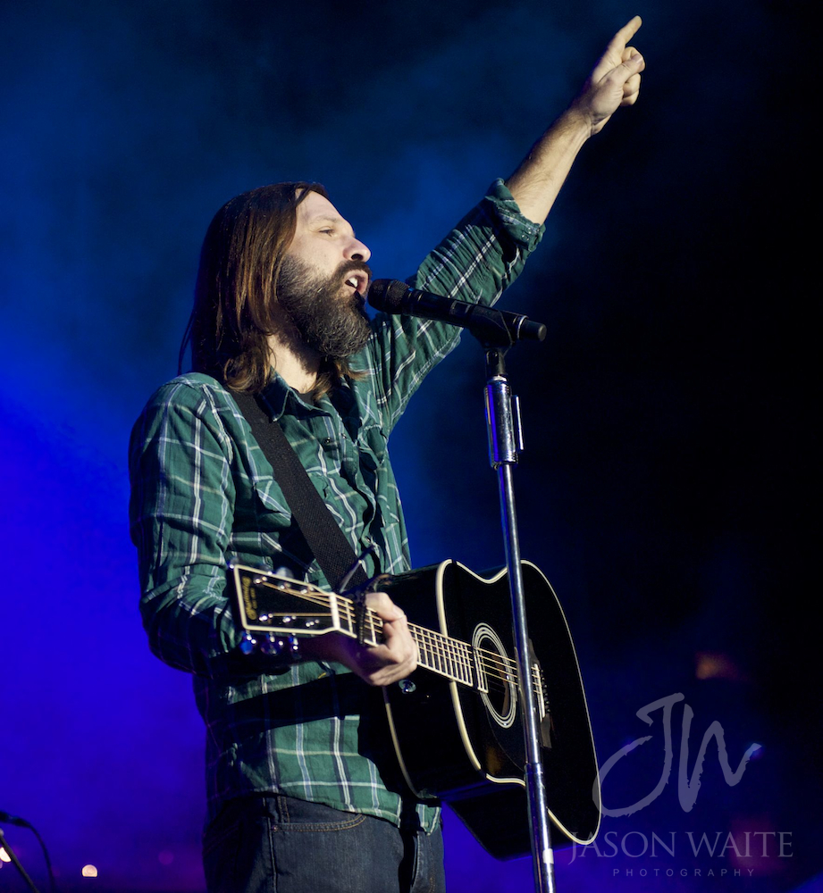 Mac Powell of Third Day