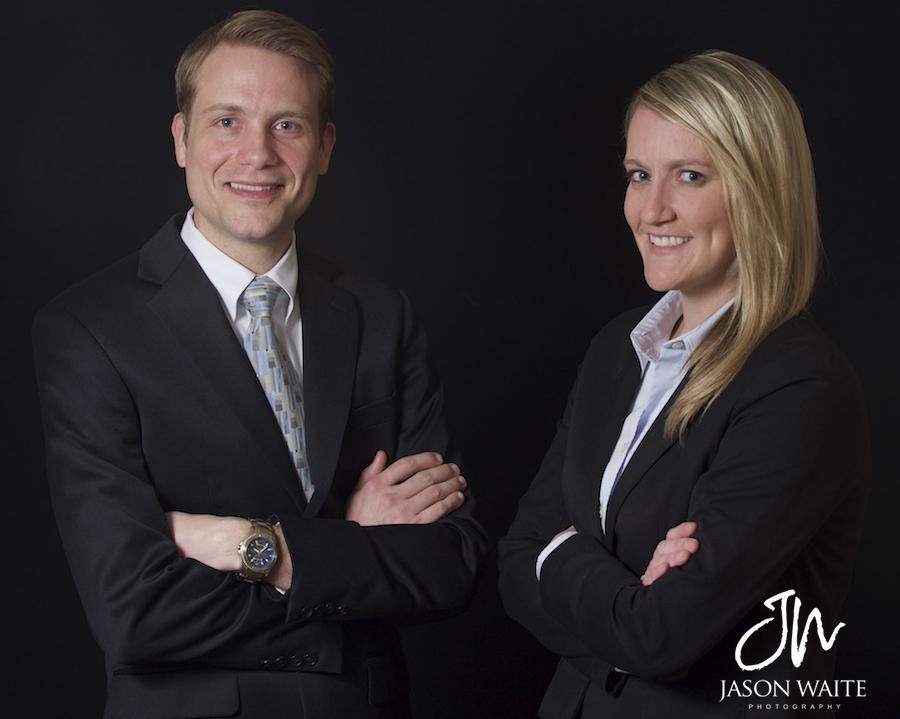Colleyville, TX Attorney Headshot Photographer