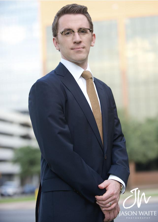 Arlington TX Attorney Headshot Photographer