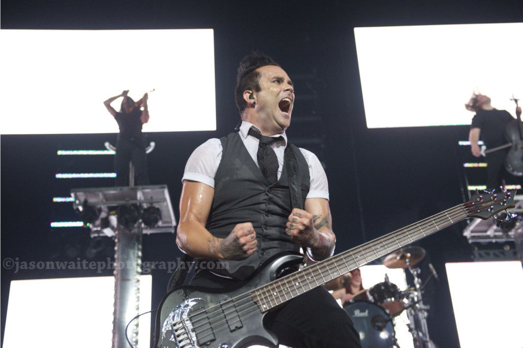 Dallas-Concert-Photographer-Skillet