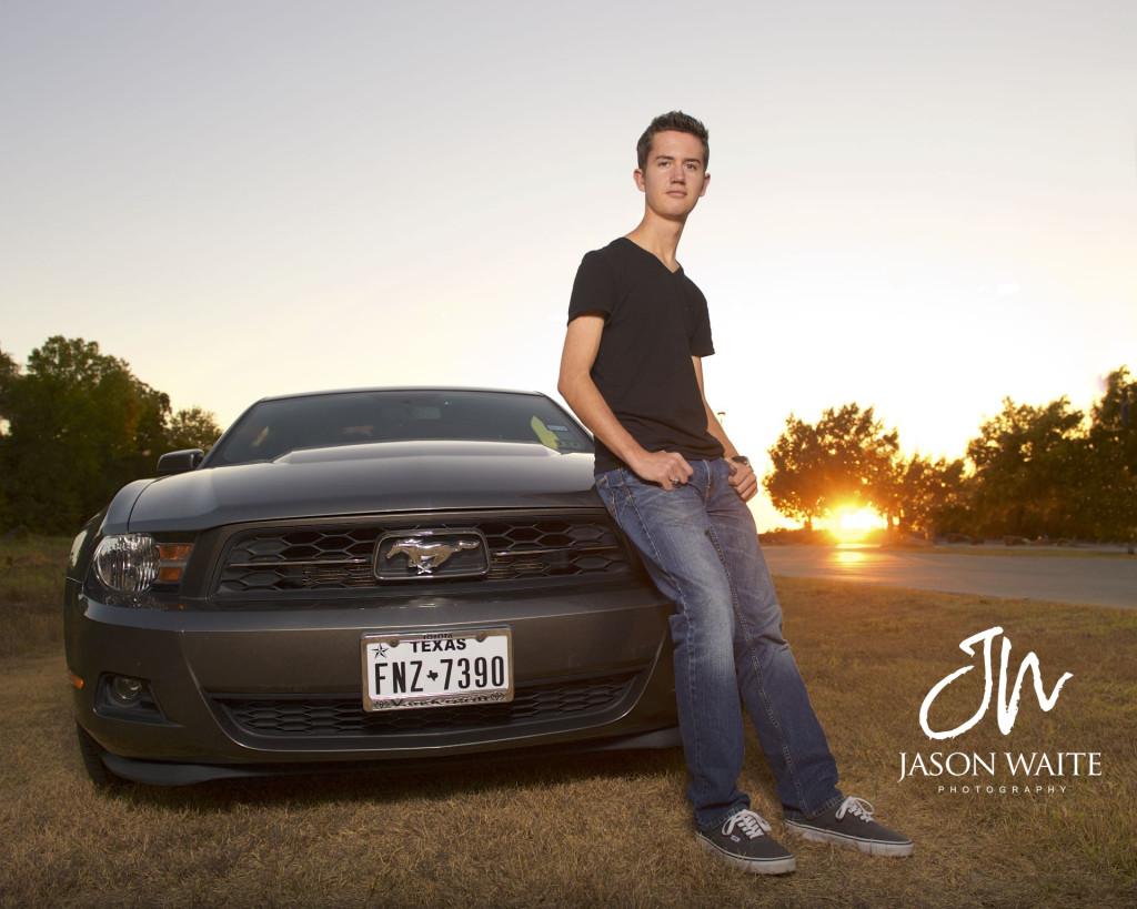 Arlington TX Senior Portrait Photographer