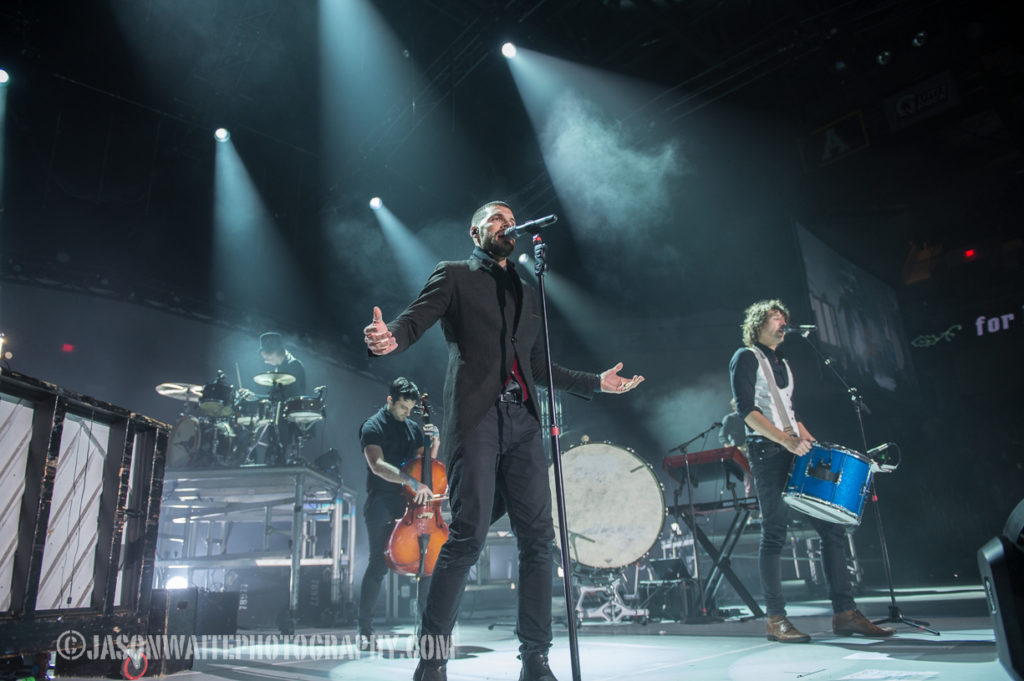 For King and Country Christmas Tour 2016