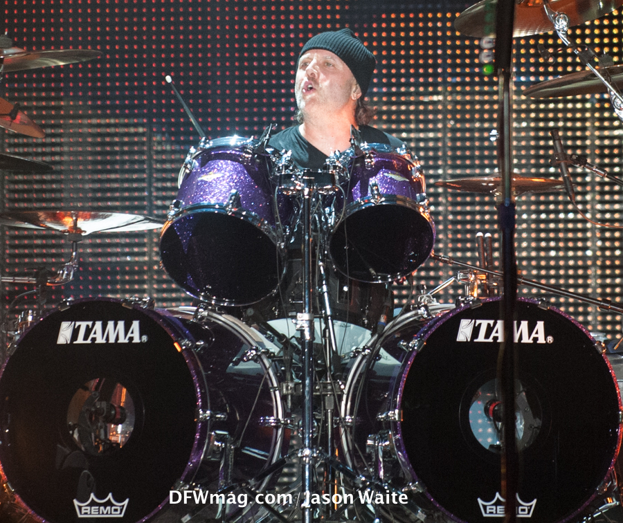 Metallica-Worldwired-Tour-2017-Dallas-Concert-lars-ulrich