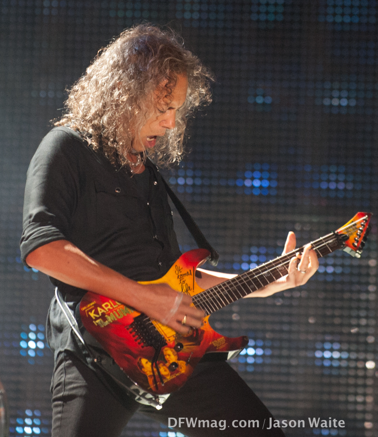 Metallica-Worldwired-Tour-2017-Dallas-Concert-Kirk-Hammett
