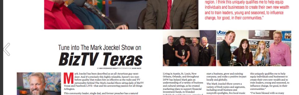 mark-joeckel-show-arlington-tx-biztalk