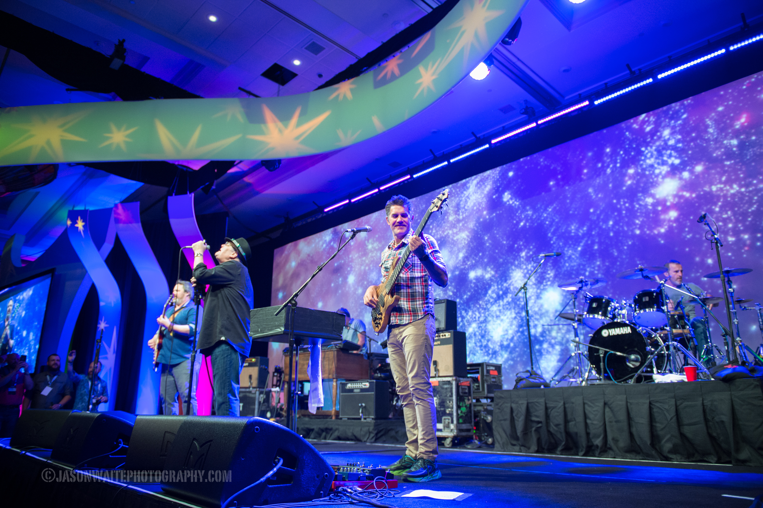 Blues Traveler Corporate Event Photography